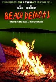 Beach Demons Poster