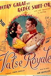 Valse royale Poster