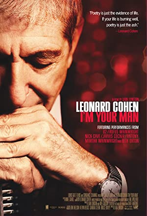 Where to stream Leonard Cohen: I'm Your Man