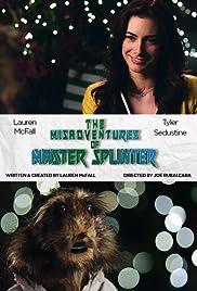 The Misadventures of Master Splinter Poster