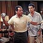 Jack Lemmon and Walter Matthau in The Odd Couple (1968)