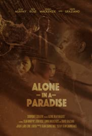 Alone in a Paradise Poster