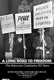 The Advocate Celebrates 50 Years: A Long Road to Freedom Poster