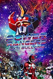 Power Rangers Anti Bullying Poster