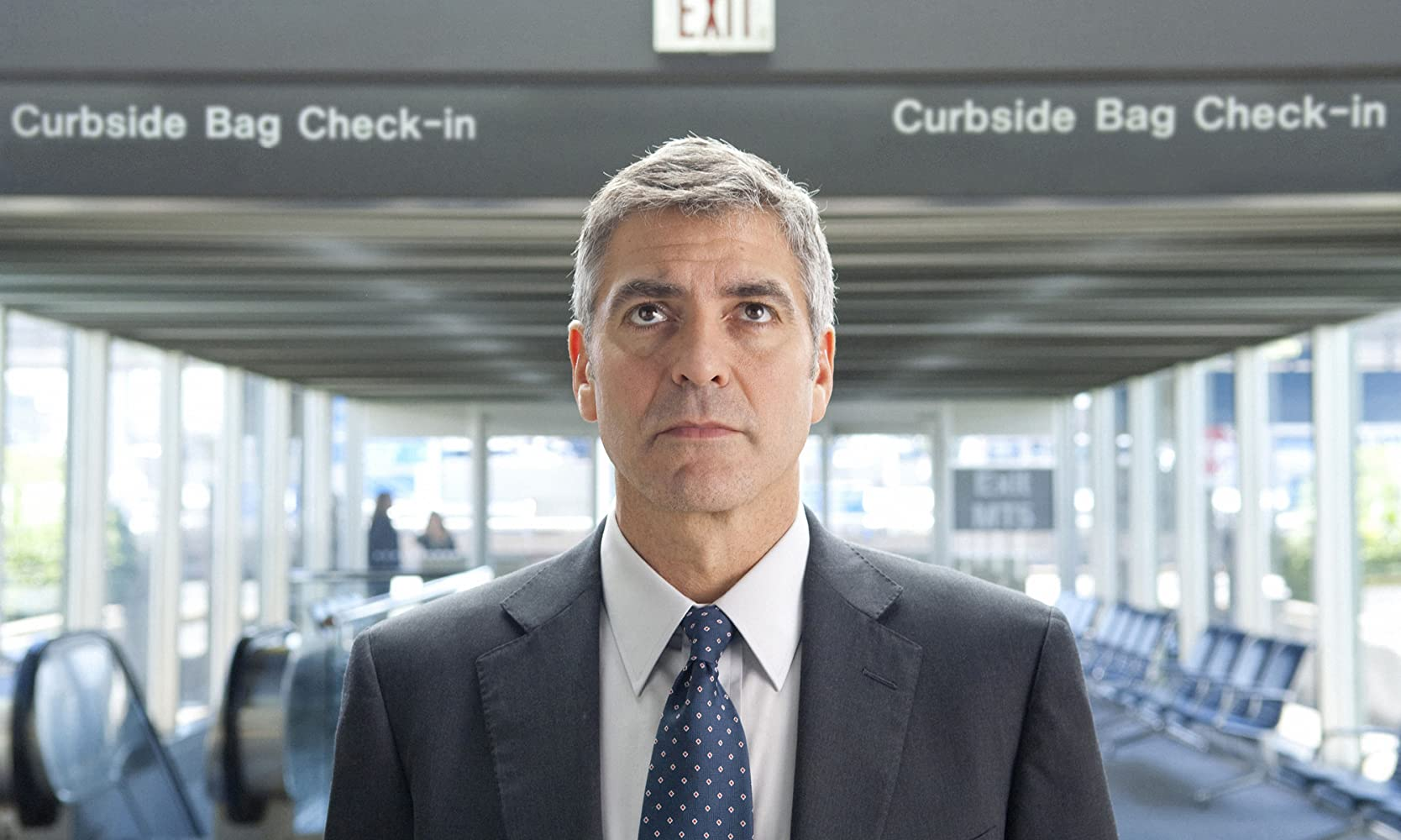 George Clooney in Up in the Air (2009)