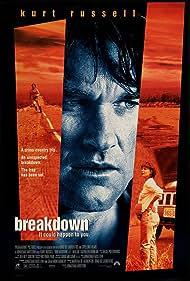 Kathleen Quinlan and Kurt Russell in Breakdown (1997)