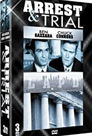 Ben Gazzara and Chuck Connors in Arrest and Trial (1963)
