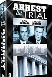 Arrest and Trial Poster