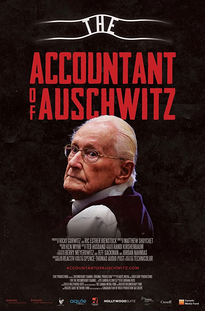 Oskar Gröning in The Accountant of Auschwitz (2018)