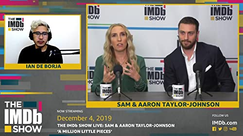 Sam Taylor-Johnson Discusses the Practical Effects in 'A Million Little Pieces'
