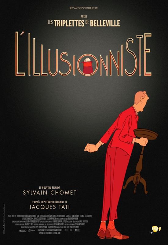 The Illusionist (2010) BluRay 720p & 1080p