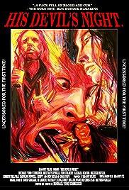 His Devil's Night Poster