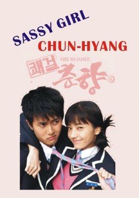 Восхитительная Чхун Хян / Kwaegeol Choonhyang (Delightful Girl Choon Hyang) (2005)
