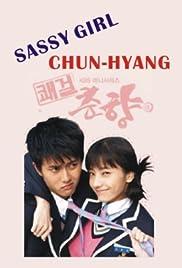 Kwaegeol Chun-hyang Poster