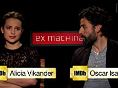 IMDb Asks Alicia Vikander: What's Your First Movie in a Movie Theater?