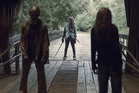 The Walking Dead 9×09 – Adaptación