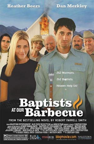 Heather Beers and Dan Merkley in Baptists at Our Barbecue (2004)