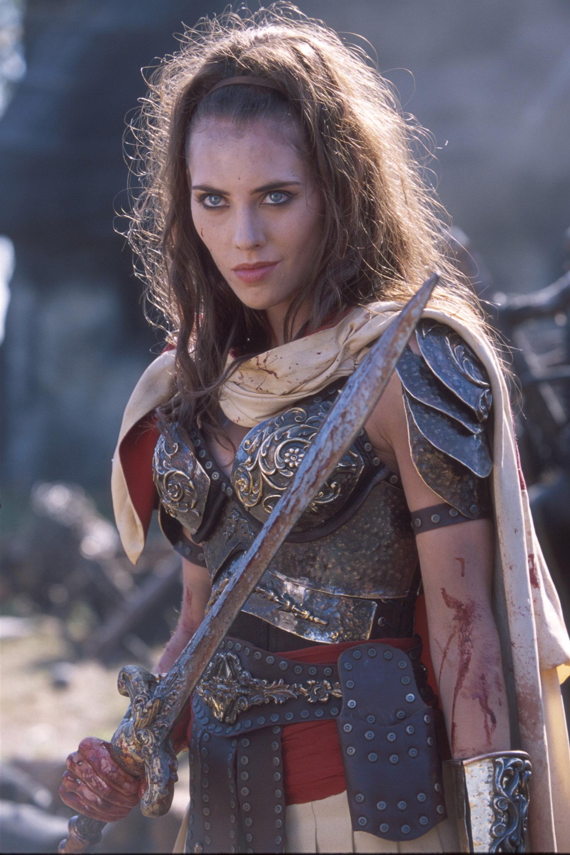 Adrienne WIlkinson as Livia.