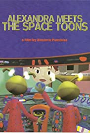 Alexandra Meets the Space Toons Poster