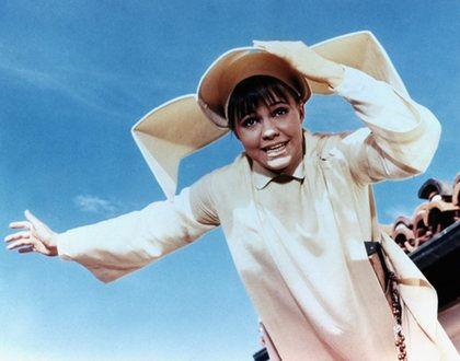 The Flying Nun Sally Field circa 1968 ABC