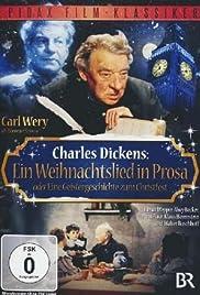 Ein Weihnachtslied in Prosa oder Eine Geistergeschichte zum Christfest Poster