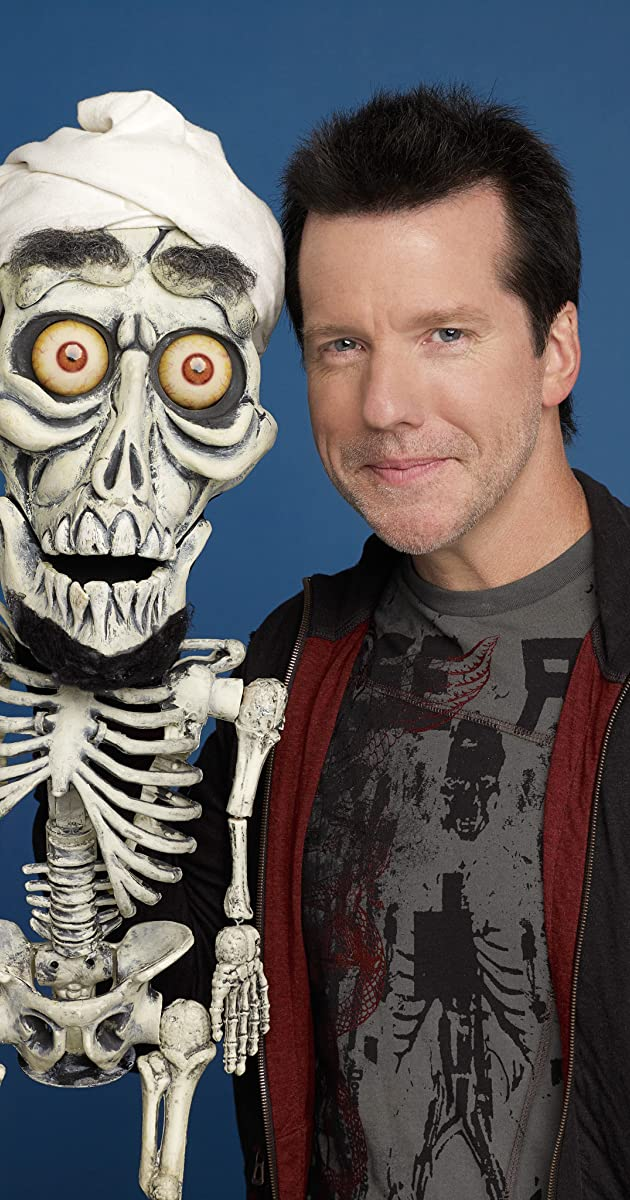 Jeff Dunham Show Deutsch