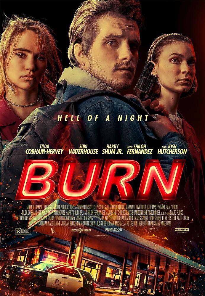 Burn (2019) English 720p HDRip 800MB | 300MB ESubs Download