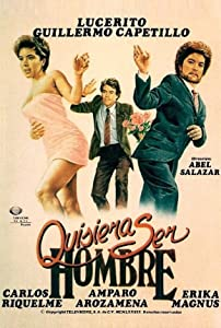 Mpeg kostenlose Film-Downloads Quisiera ser hombre Mexico [BDRip] [1020p] [UltraHD] by Abel Salazar