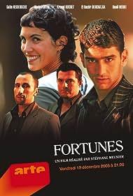 Salim Kechiouche, Alexia Portal, Arnaud Ducret, and El Bachir Bouchalga in Fortunes (2008)