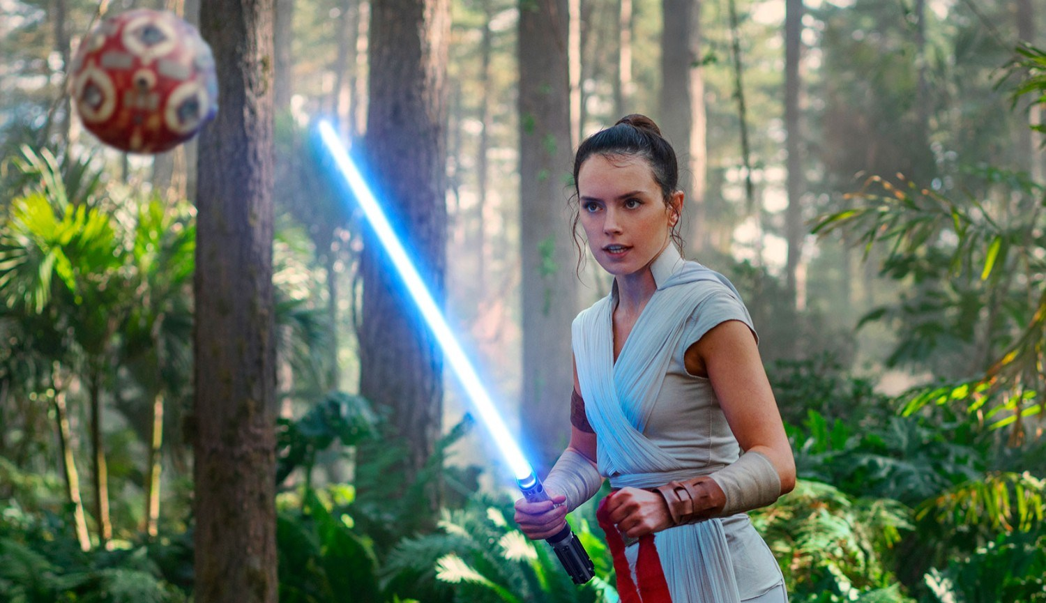 Daisy Ridley in Star Wars: Episode IX - The Rise of Skywalker (2019)