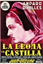 The Lioness of Castille (1951) Poster
