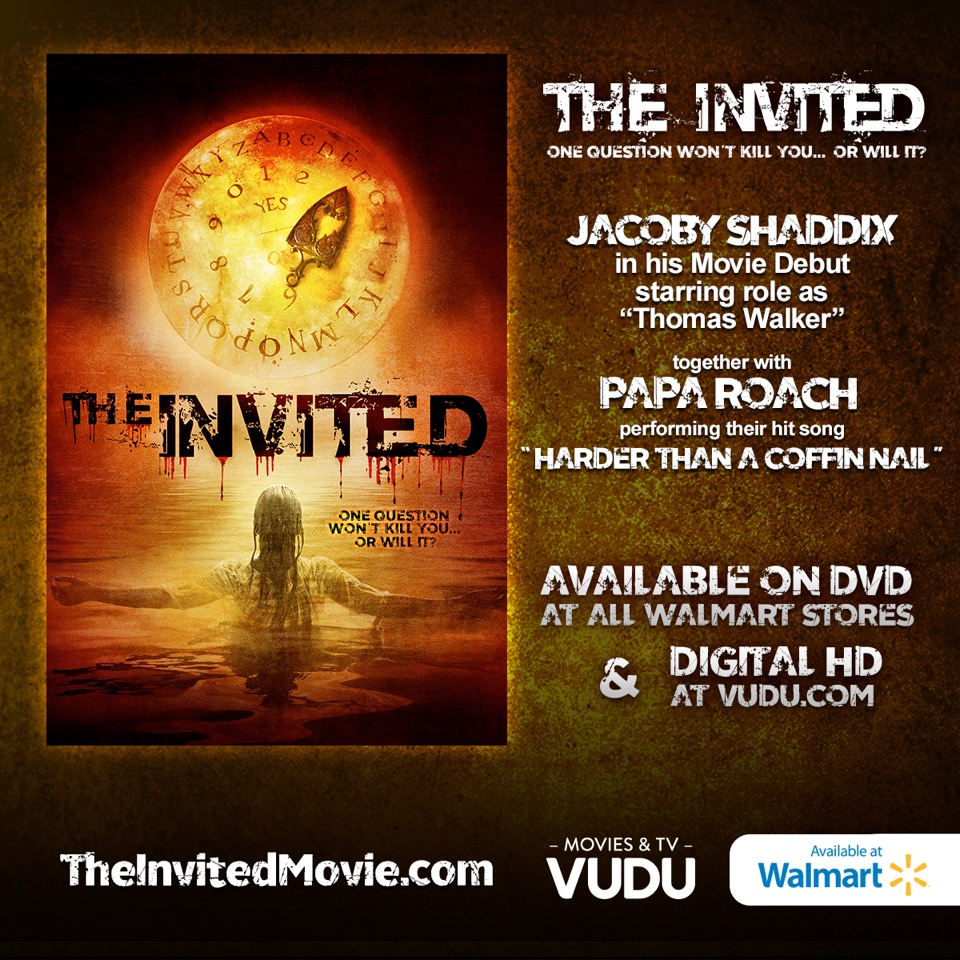 Jacoby Shaddix in The Invited (2010)
