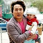 Jackie Chan and Matthew Medvedev in Bo bui gai wak (2006)