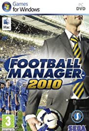 Football Manager 2010 Poster