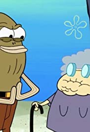 spongebob squarepants face freeze glove world r i p tv episode