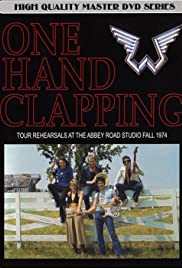 One Hand Clapping Poster