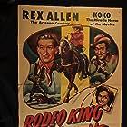 Rex Allen, Mary Ellen Kay, and Koko in Rodeo King and the Senorita (1951)
