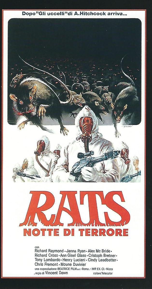 Subtitle of Rats: Night of Terror