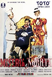 Miseria e nobiltà Poster