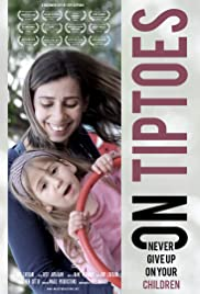 On Tiptoes Poster