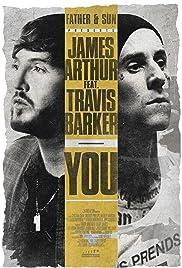 James Arthur feat. Travis Barker: You Poster