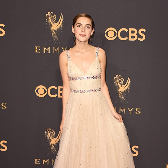 Kiernan Shipka at an event for The 69th Primetime Emmy Awards (2017)