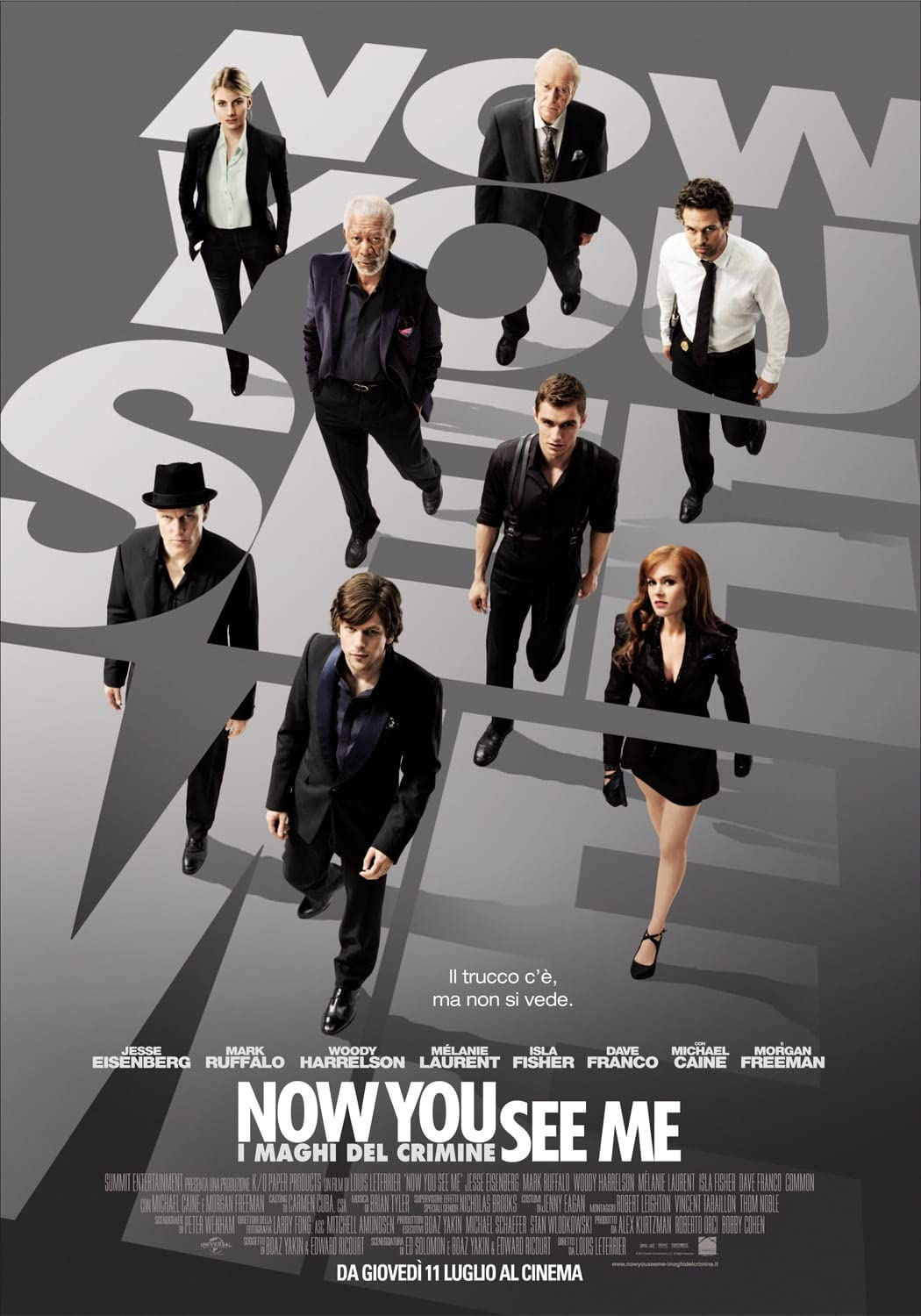 Now You See Me (2013) Hindi Dubbed