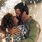 Tom Selleck and Cynthia Rhodes in Runaway (1984)