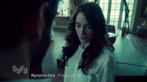 Wynonna Earp: She Wouldn't Be Gone