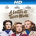 Linda Darnell, Jeanne Crain, and Ann Sothern in A Letter to Three Wives (1949)