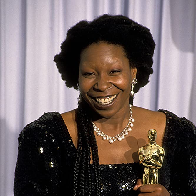 Whoopi Goldberg at an event for The 63rd Annual Academy Awards (1991)