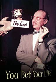 Groucho Marx in You Bet Your Life (1950)