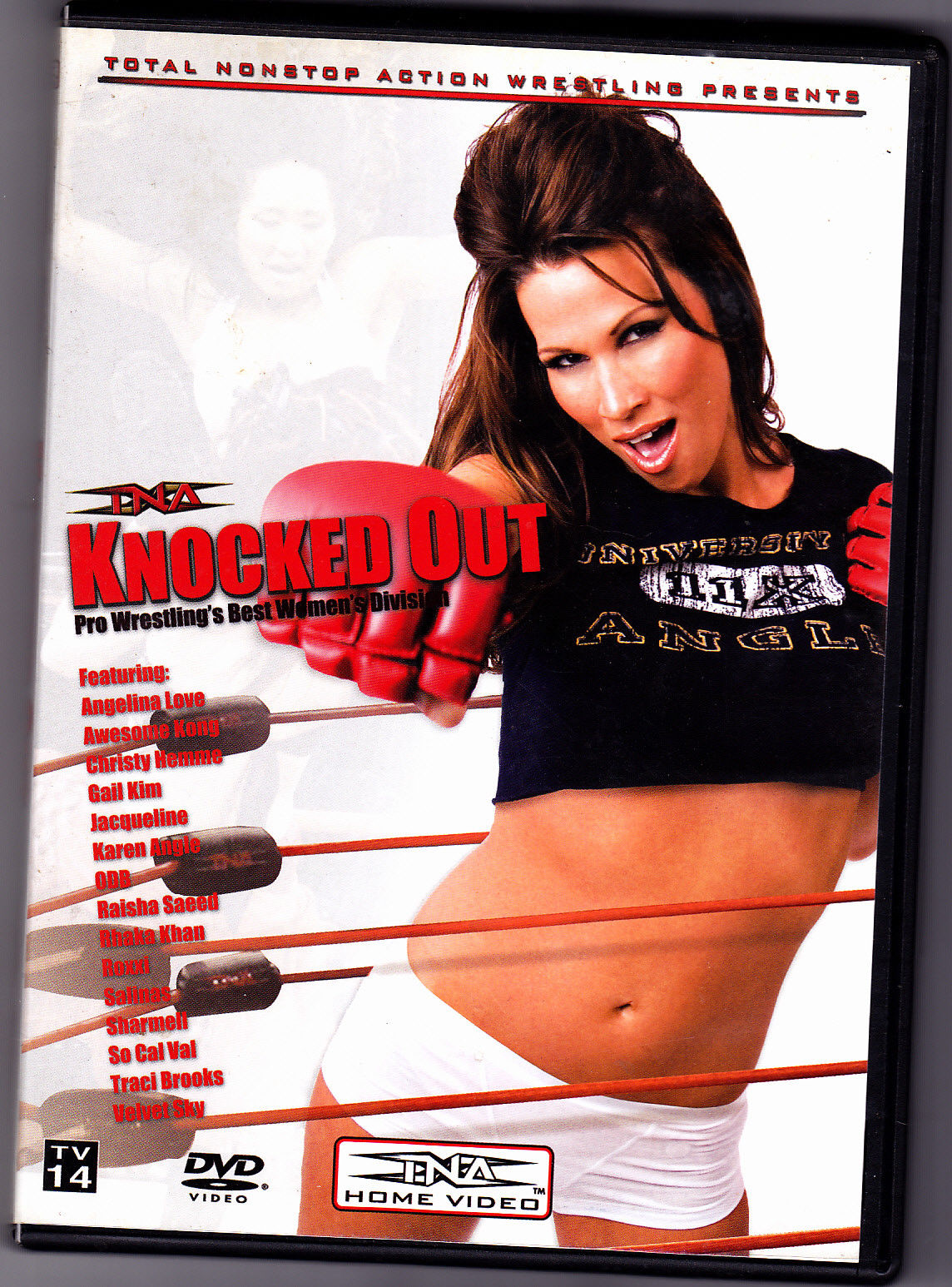 Jessica kresa odb tna wrestling opinion