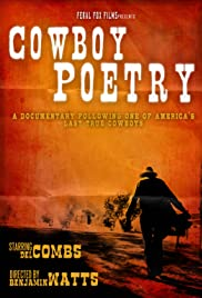 Cowboy Poetry Poster